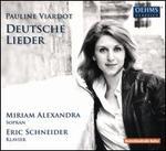 Pauline Viardot: Deutsche Lieder