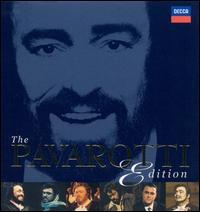 Pavarotti Edition - Agnes Baltsa (vocals); Alan Opie (vocals); Ambrosian Singers; Andrea Griminelli (flute); Andrea Silvestrelli (vocals);...
