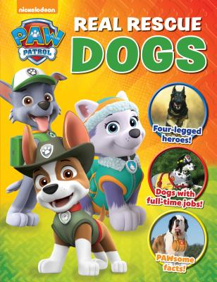 Paw Patrol: Real Rescue Dogs - Media Lab Books