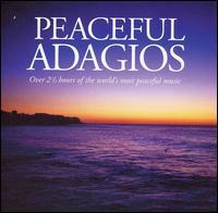 Peaceful Adagios - Alexandre Lagoya (guitar); Brigitte Fassbaender (contralto); Cristina Ortiz (piano); Eduardo Fernandez (guitar);...
