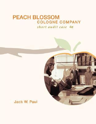 Peach Blossom Cologne Company with CD - Paul, Jack W
