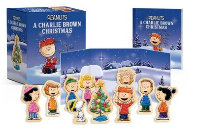 Peanuts: A Charlie Brown Christmas Wooden Collectible Set - Schulz, Charles M
