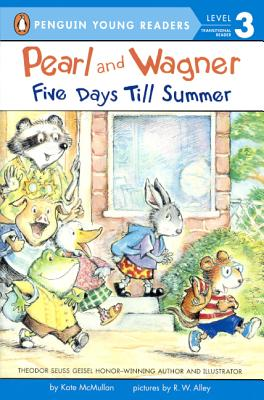 Pearl and Wagner: Five Days Till Summer - McMullan, Kate