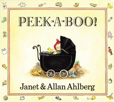 Peek-A-Boo - Ahlberg, Allan, and Ahlberg, Janet