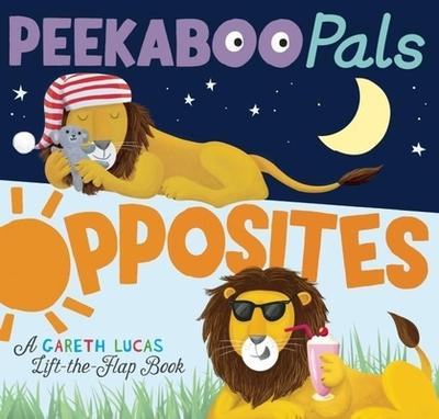 Peekaboo Pals: Opposites - Davies, Becky