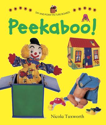 Peekaboo - Tuxworth, Nicola