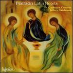 Peerson: Latin Motets
