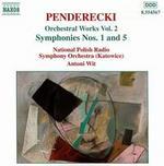 Penderecki: Orchestral Works, Vol. 2