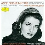 """Penderecki: Violin Concerto No. 2 (""""Metamorphosen"""")"""
