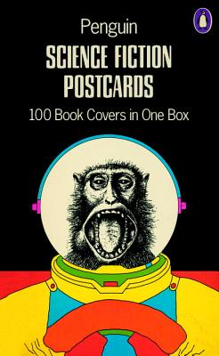 Penguin Science Fiction Postcards: 100 Book Covers in One Box - Various