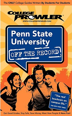 Penn State - Fried, Alyssa, and Williams, Tim, and Burns, Adam (Editor)
