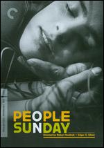 People on Sunday - Edgar G. Ulmer; Fred Zinnemann; Robert Siodmak