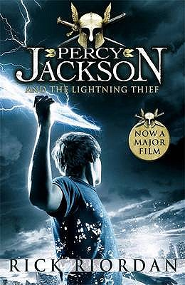 Percy Jackson and the Lightning Thief - Riordan, Rick