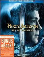 Percy Jackson: Sea of Monsters [Blu-ray/DVD] [Mother's Day eBook]