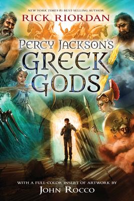 Percy Jackson's Greek Gods - Riordan, Rick