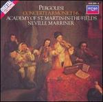 Pergolesi: Concerti Armonici, 1-6