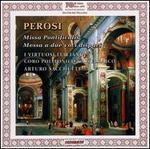 Perosi: Missa Pontificalis; Messa a due voci dispari