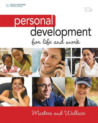 Personal Development for Life and Work - Masters, Ann, and Wallace, Harold R