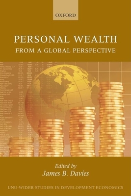 Personal Wealth from a Global Perspective - Davies, James B (Editor)