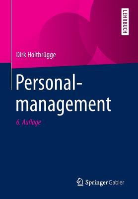 Personalmanagement - Holtbrugge, Dirk