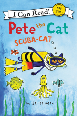 Pete the Cat: Scuba-Cat -