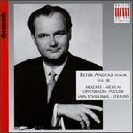 Peter Anders, Tenor, Vol. 3 - Anneliese Muller (mezzo-soprano); Erna Berger (soprano); Kurt Reimann (tenor); Maria Cebotari (soprano);...