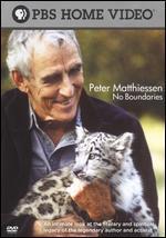 Peter Matthiessen: No Boundaries