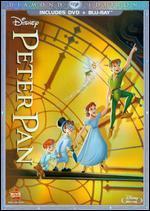 Peter Pan [Diamond Edition] [2 Discs] [DVD/Blu-ray]