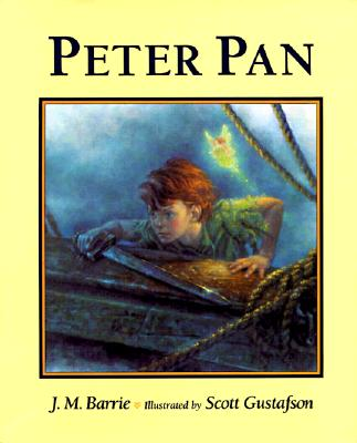 Peter Pan - Barrie, James Matthew, and Caswell, Edmund