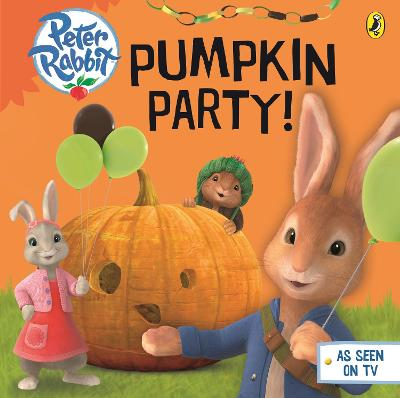 Peter Rabbit Animation: Pumpkin Party -