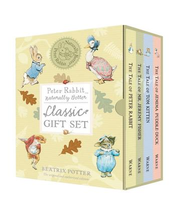 Peter Rabbit Naturally Better Classic Gift Set - Potter, Beatrix