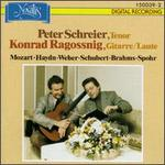 Peter Schreier sings Mozart, Haydn, Weber, Schubert, Brahms & Spohr