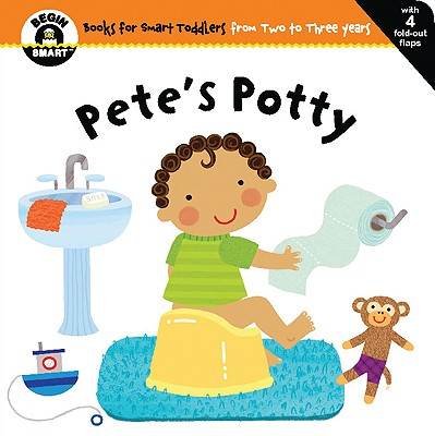 Pete's Potty - Begin Smart Books (Creator)