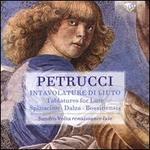 Petrucci: Intavolature di Liuto - Spinacino, Dalza, Bossinensis