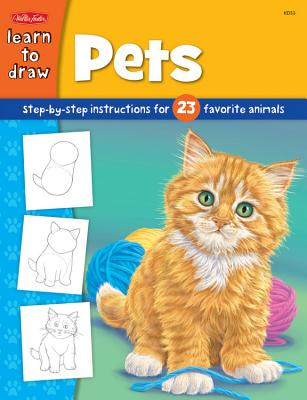 Pets: Step-By-Step Instructions for 23 Favorite Animals - Mueller, Peter