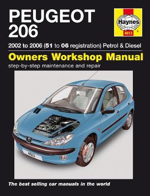 Peugeot 206 02-06 Service and Repair Manual -