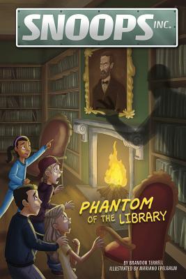 Phantom of the Library - Terrell, Brandon