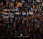 Philip Glass: Complete Etudes for Piano
