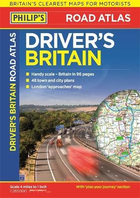 Philip's Driver's Atlas Britain: Paperback -