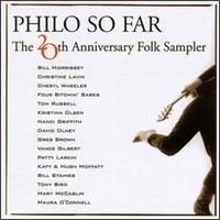 Philo So Far: The 20th Anniversary Folk Sampler - Various Artists