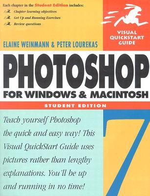 Photoshop 7 for Windows and Macintosh - Weinmann, Elaine, Pro