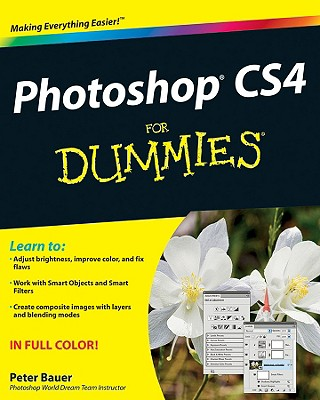 Photoshop Cs4 for Dummies - Bauer, Peter