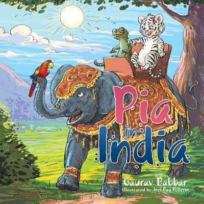 Pia in India - Babbar, Gaurav