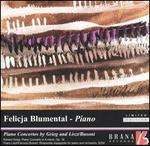 Piano Concertos by Grieg and Liszt/Busoni (Limited Edition)