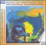 Piano Concertos by Victor Bendix & Rudolph Simonsen
