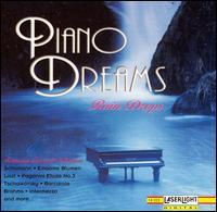 Piano Dreams: Rain Drops - Anton Dikov (piano); Dezsö Ránki (piano); Evelyne Dubourg (piano); Ivo Pogorelich (piano); Jenö Jandó (piano);...