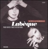 Piano Fantasy: Music for Two Pianos - Katia and Marielle Labèque (piano)