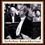 Piano Grand Masters: Mendelssohn & Haydn Concertos
