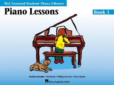 Piano Lessons - Book 1: Hal Leonard Student Piano Library - Leonard, Hal, and Keveren, Phillip (Composer), and Rejino, Mona (Composer)