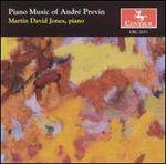 Piano Music of André Previn